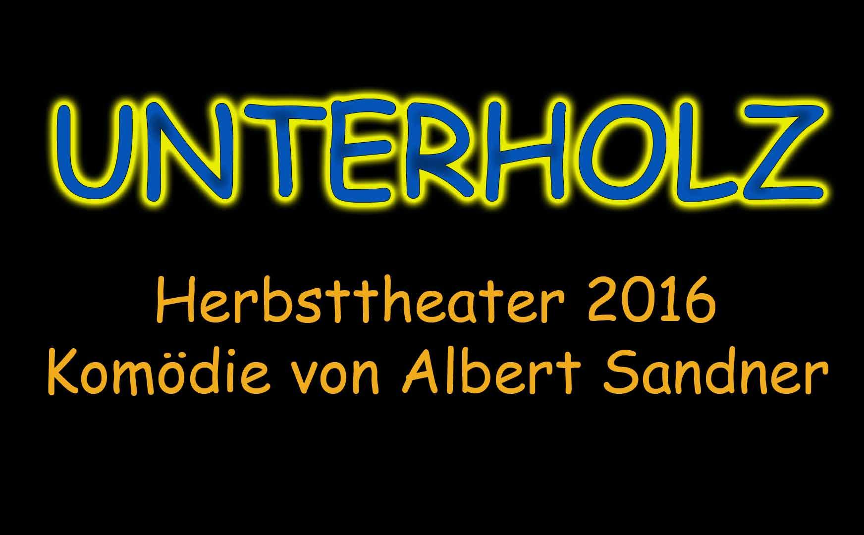 Herbsttheater